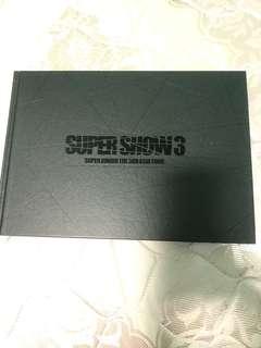Super junior super show 3 the 3rd Asia tour book