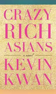 Crazy Rich Asians (ebook - epub)