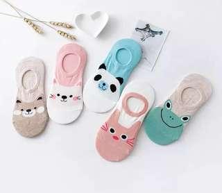 (PO) 5 Pairs Socks