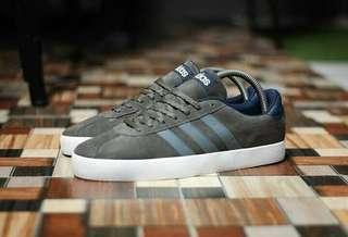 Adidas neo vl court dark green
