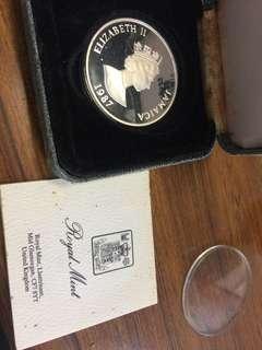 JAMAlCA錢幣