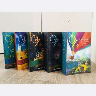 Oz (The Complete Collection Vol.1-5)