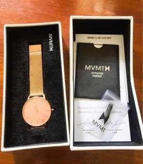 Jam Branded MVMT Watch for Women