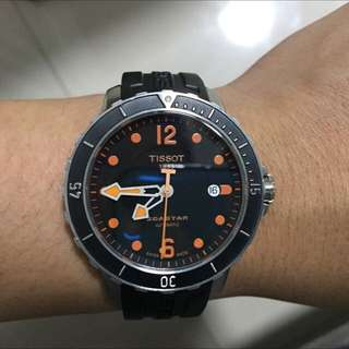 TISSOT Diver watch SEASTAR