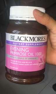 Blackmores evening primrose oil 100