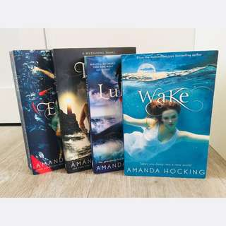 Watersong Series - Amanda Hocking