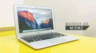 "Apple Macbook Air MJVM2 11"" kredit laptop gratis 1x cicilan"