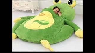 Kids lazy frog