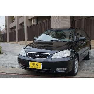 豐田/Toyota,Corolla Altis,1800cc,2003款