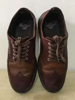 Dr. Martens Dr Martens Floyd Brogue Leather Shoes