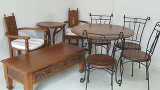 Antique Teakwood Furnitures
