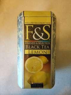 F&S Black Tea Lemon