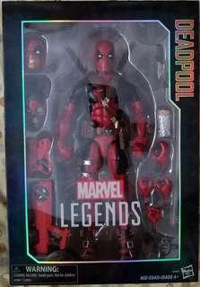 Marvel legends series Deadpool 12inch 死侍