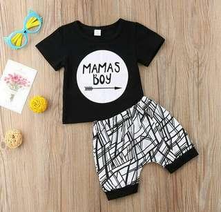 Mama Boy Sets (Pre-Order)