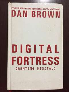 Dan brown - Digital fortres hardcover