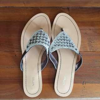 VNC Crystal Sandals NEW