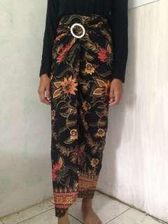 Rok lilit / kain lilit batik