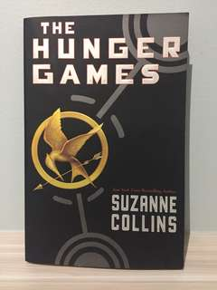 Novel - The Hunger Games
