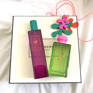 Jo Malone 香水 fragrance perfume body mist set gift candle diffuser hot blossoms tomford Chanel Gucci hermes