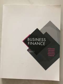 Business Finance - 12th Edition BUS288