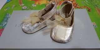 Ballerina shoes (12-18M)
