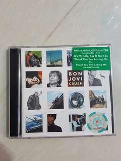 Music CD- Bon Jovi Crush