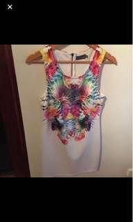 Indikah size 12 party dress