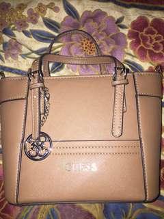 Guess Brown small Sling bag