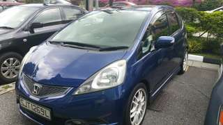 Honda Fit 1.5M RS spec Fabric seat SG