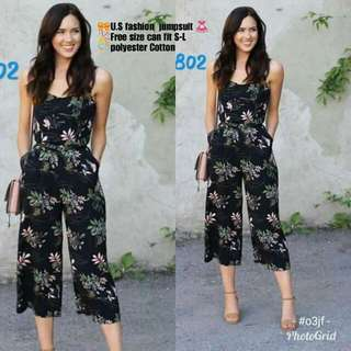 U. S. fashion jumpsuit