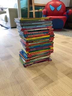 Ladybird series of books