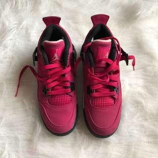 JORDAN 4 cherry pink