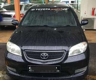 Toyota Vios 1.5 Auto 2006/8 SG