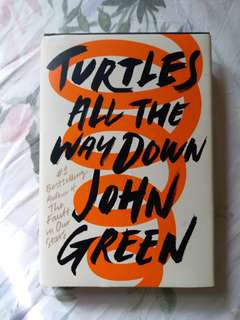 Turtle all the way down - John Green