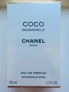 Brand New Chanel Coco Mademoiselle 50ml EDP