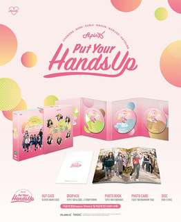 APINK-Put Your Hands Up [DVD]