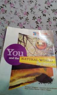 You and the Natural World Science (G9)