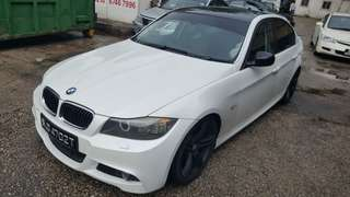 BMW 320xl New face lift Body kit  2009 SG