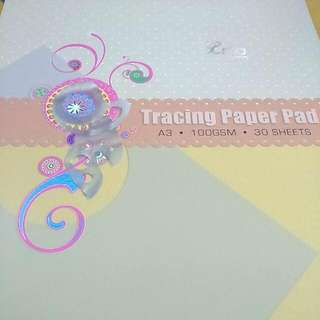 A3 Tracing Paper 100gm