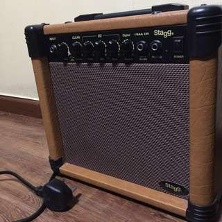 Stagg Acoustic Guitar Amp
