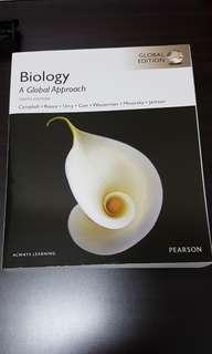 Campbell Biology A Global Approach Textbook