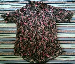 Floral Psyche Paisley