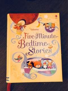 Usborne 5mins bedtime stories