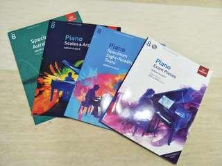 ABRSM Piano Exam Books