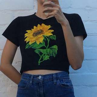 Sunflower T shirt