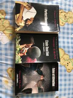 (Cyberjaya) Novel (Trilogy) (1 For RM5, 3 For RM12)