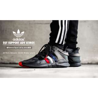 預訂 日本限定Adidas x Atmos Tokyo EQT Support ADV ATMOS
