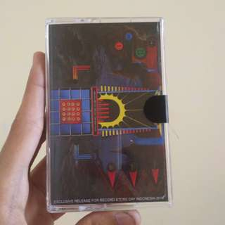 Jual kaset King Gizzard & The Lizard Wizard - Polygondwanaland (segel)