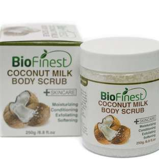 Biofinest Coconut Milk Body Scrub