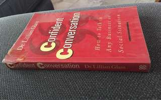 Book - Confident Conversation